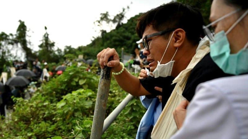 Taiwan Worst Rail Disaster