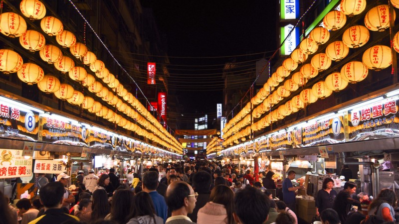 Taipei Night Market | Ben Low