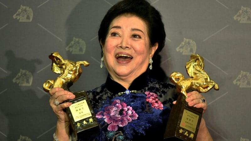 Taiwanese Actress Chen Shu-fang