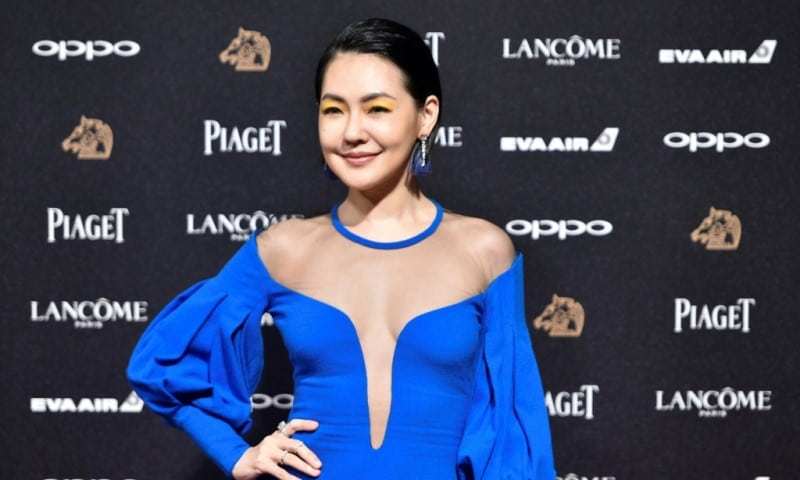 Taiwanese Celebrity Dee Hsu