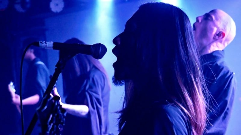 Taiwanese Death Metal Band Dharma