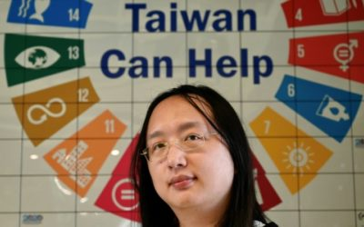 Taiwan's First Transgender Cabinet Member