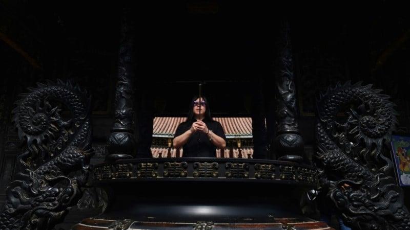 Taiwan's First Buddhist Death Metal Band