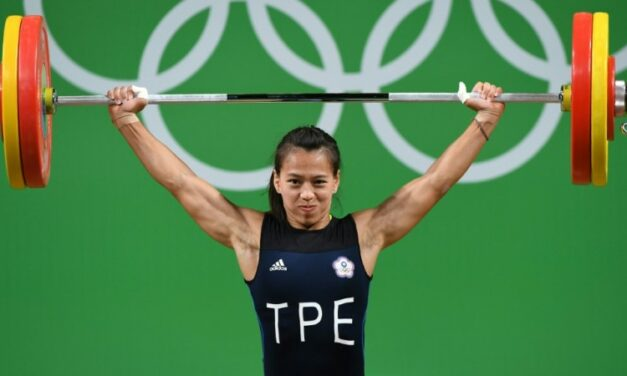 'Goddess of Weightlifting' Kuo Carries Taiwan's Olympic Hopes