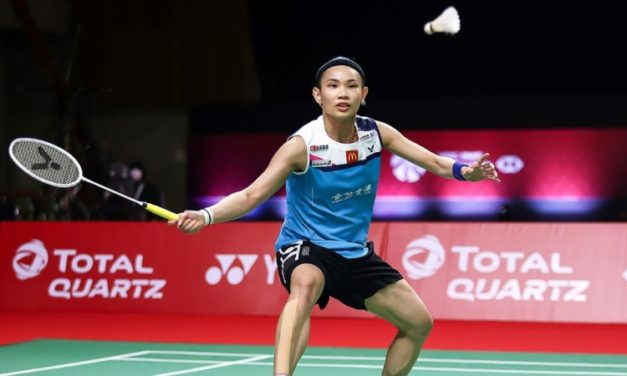 Top-Ranked Tai Wins Crucial Game Against Thai Star Ratchanok