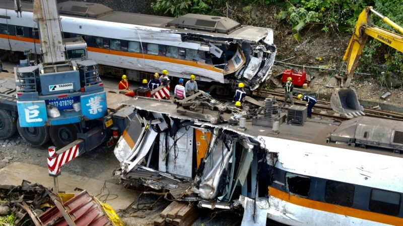 Taiwan's Worst Rail Disaster
