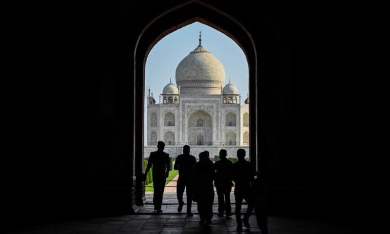 Taj Mahal's Reopening