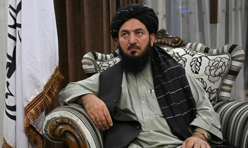 Taliban Commander Qari Salahuddin Ayoubi