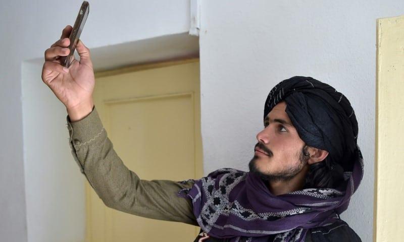 Taliban Fighter in Ghazni Province
