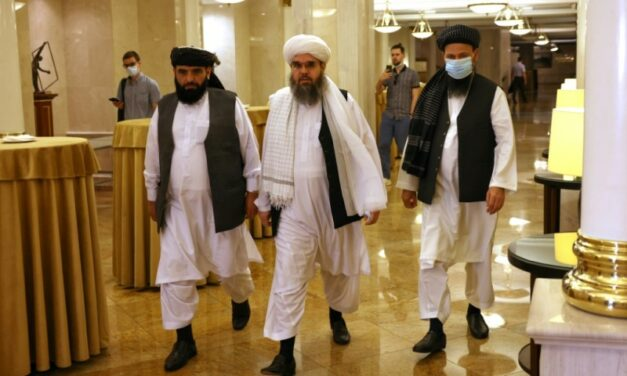 'Not an Enemy' Any More: Why Russia is Courting the Taliban