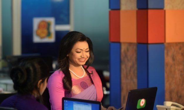 Bangladesh's First Transgender News Presenter Makes Word-Perfect Debut