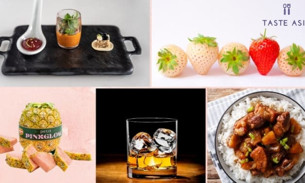 The Tasty Roundup: App Pays You To Eat Vegan, Cell-Based Lobster, Pink Pineapple & More