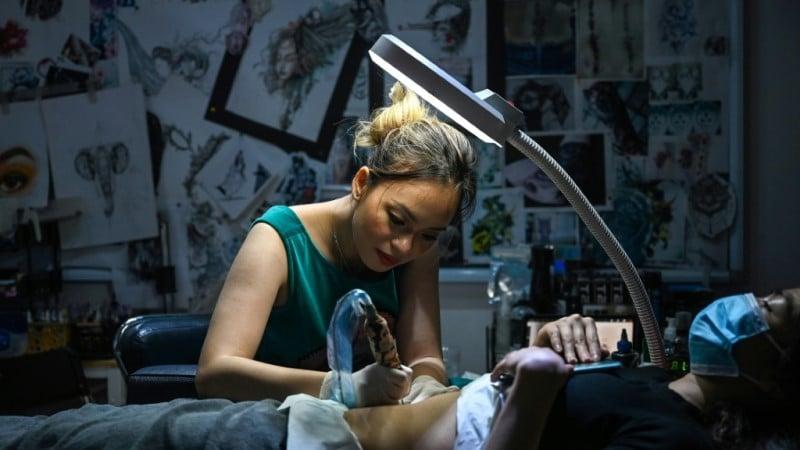 Tattoo Artist in Hanoi