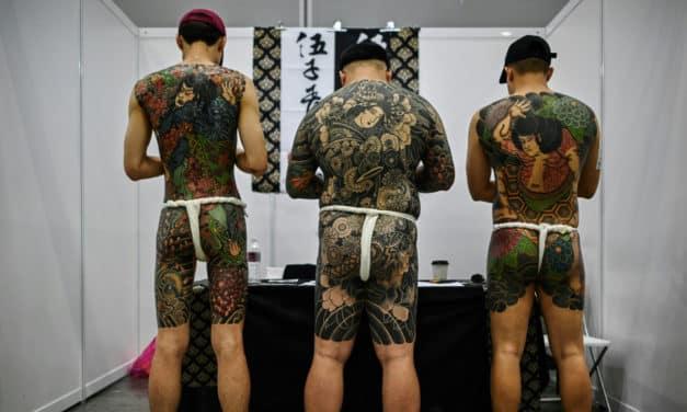Government Slams Malaysia Tattoo Expo as 'Porn'