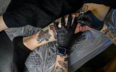 Celebrity Tattoo Artist Seeks Legalization in South Korea