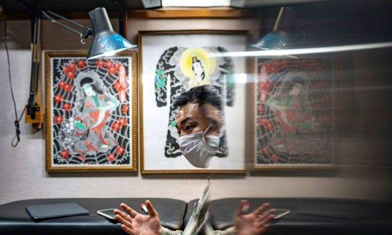 Tattoos as Digital Artworks