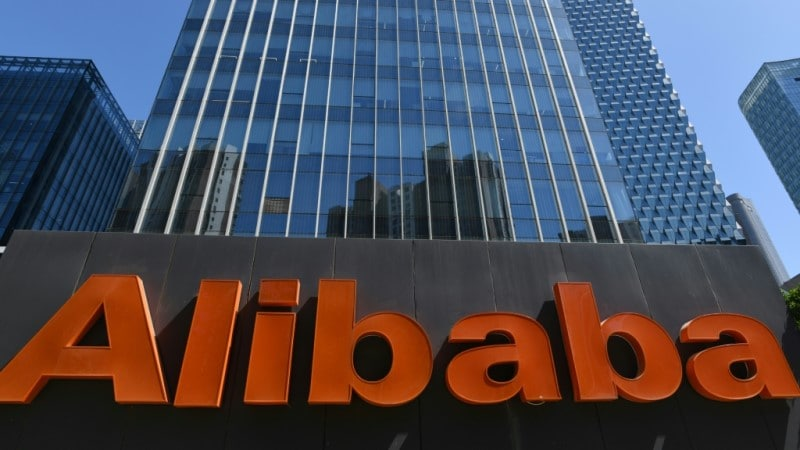 Tech Giant Alibaba