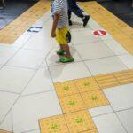 Seeing Squares: Japan's Tenji Block Paving Guides Visually Impaired