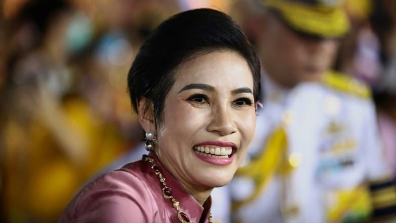 Thai King Official Consort