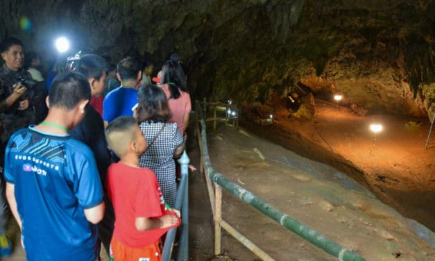 The Cave Reopens After Historic Rescue of the Thailand Boys