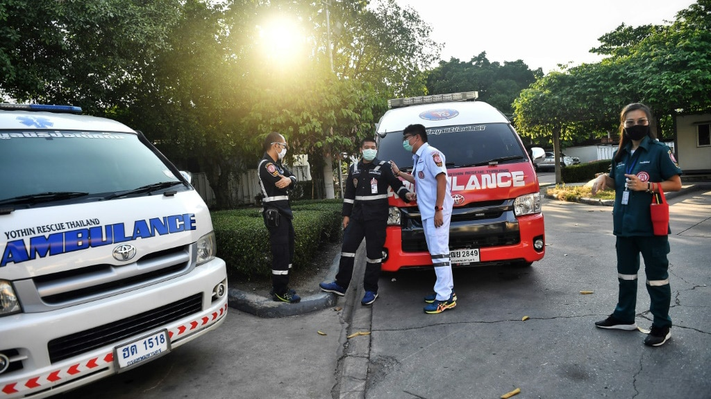 Thailand One of the Highest Rates of Road Fatalities in the World.afp