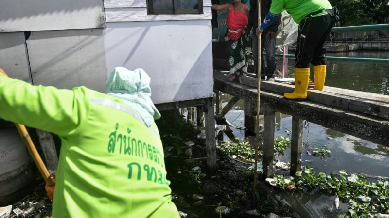 Thailand Outlawed Plastic Bags.afp