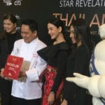 Thai Cuisine Get Two Michelin Stars for the First Time in Thailand