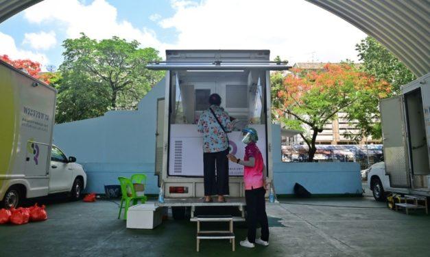 Prison Outbreaks Fuel Thailand Virus Surge