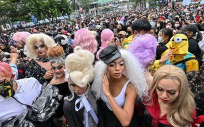 LGBTQ Support Lends 'New Taste' to Thai Politics