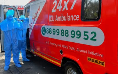 HelpNow: Mumbai Private Ambulance Startup Gets Busy