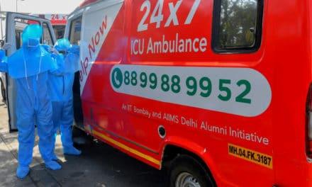 HelpNow: Mumbai Private Ambulance Startup Gets Busy