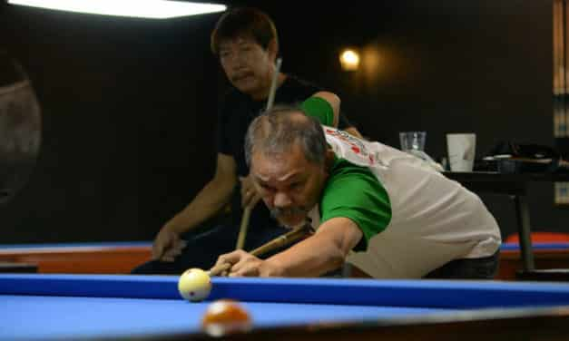 Philippines' World-Beating Pool Stars Playing Out of Poverty