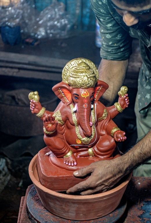 The Much Loved Elephant God