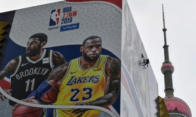 NBA Pulls out of Xinjiang Project