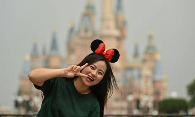 Shanghai Disneyland Reopens After Three-Month Shutdown