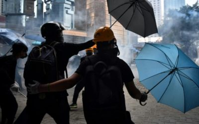 Frontliner Perspectives: Hong Kong Protests One Year On