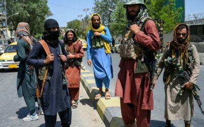 How Did the Taliban Take Over Afghanistan So Quickly?