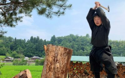 Japan University Awards First Ever 'Ninja' Studies Degree