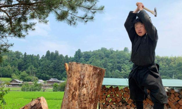 Japan University Awards First Ever 'Ninja' Studies Degree