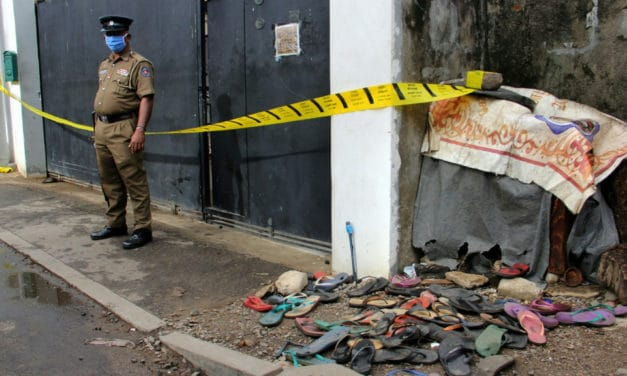 Three Women Crushed to Death in Sri Lanka Stampede for $8 Handout