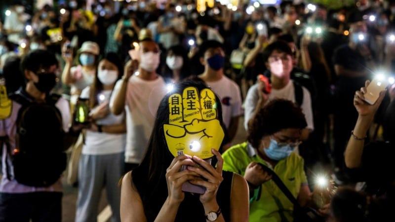 Tiananmen Square Crackdown Remembrance