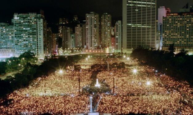Hong Kong's Tiananmen Vigil Organizer Defies Police Probe