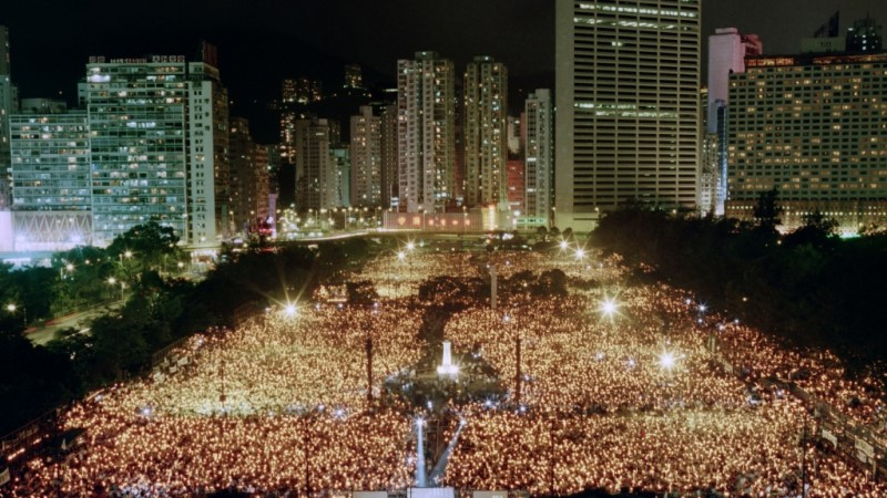 Tiananmen Vigil