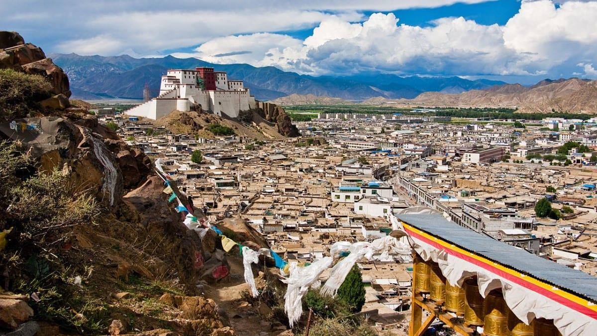 Tibet | Shigatse Dzong