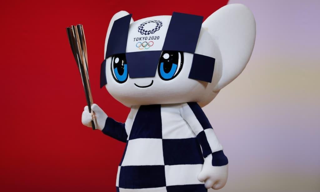 Tokyo 2020 Olympics ©AFP