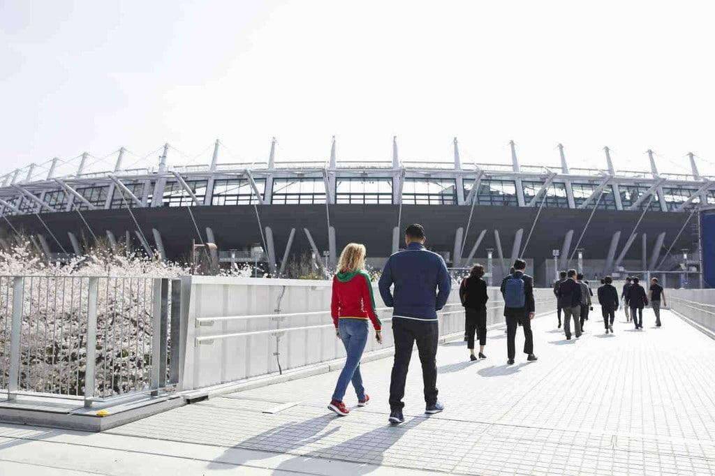 Tokyo 2020 - Stadium