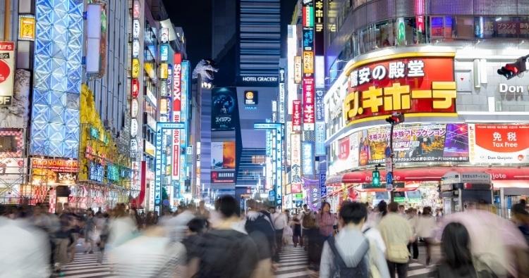 Tokyo Canva
