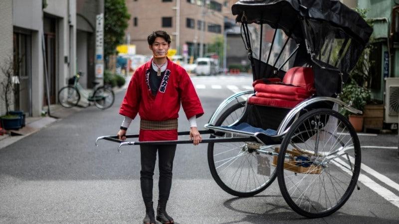 Tokyo Rickshaw's Yui Oikawa