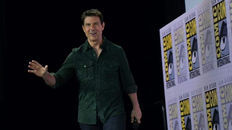 Tom Cruise of Top Gun