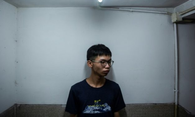 Hong Kong Teen Found Guilty for Insult on China's Flag